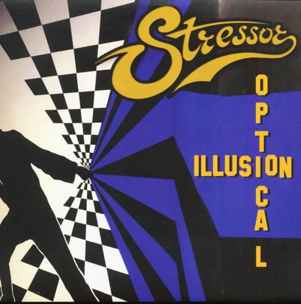 Optical Illusion (7inch, 45rpm, PS, SC)