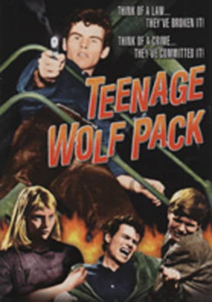 Teenage Wolf Pack (0) (Die Habstarken)