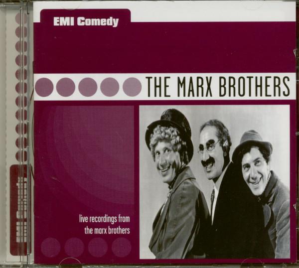 EMI Comedy (CD)