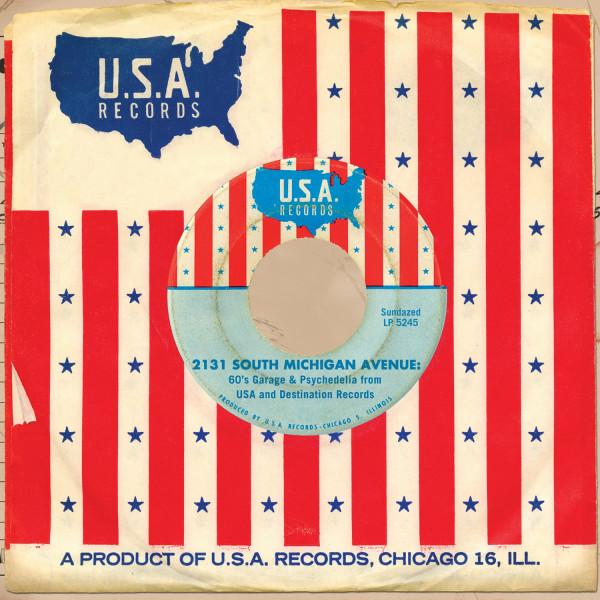 2131 South Michigan Avenue: 60's Garage 2-CD