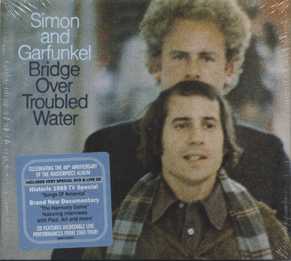 Bridge Over Troubled Water (2-CD&1-DVD) 40th.