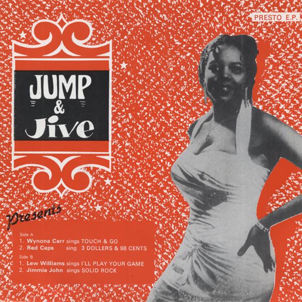 Jump & Jive 7inch, 45rpm, EP, PS
