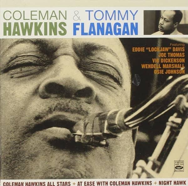 Coleman Hawkins & Tommy Flanagan (2-CD)
