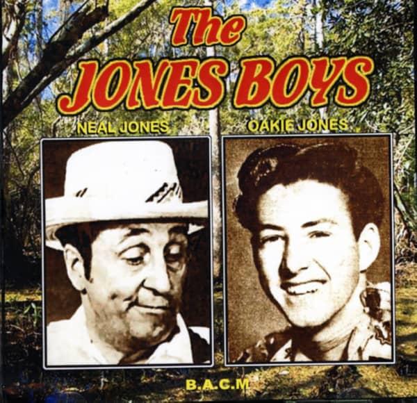 Neal Jones & Oakie Jones