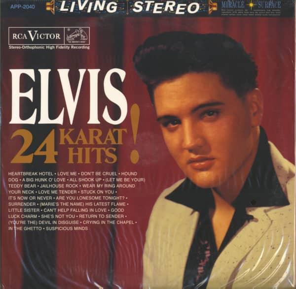 24 Karat Gold (3x180g HQ Vinyl LP 45RPM)