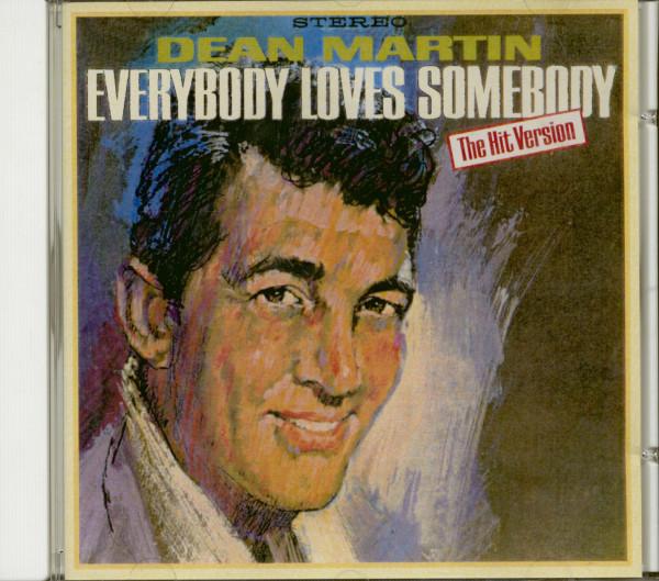 Everbody Loves Somebody (CD)