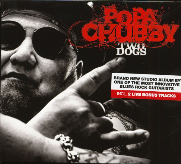 Two Dogs (CD)