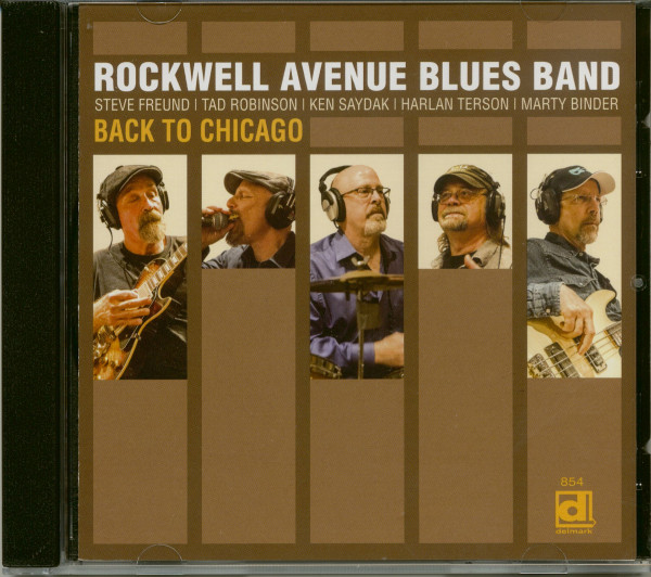 Back To Chicago (CD)