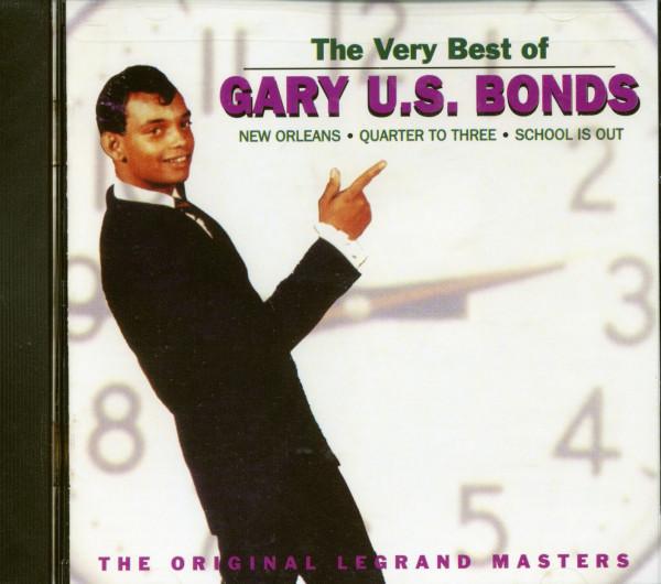 The Very Best Of Gary U.S. Bonds (CD)