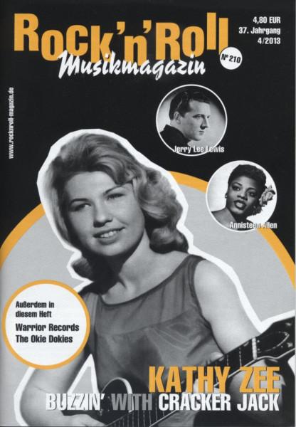 Musikmagazin 4 - 2013 # 210