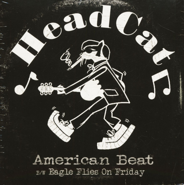 American Beat - Eagle Flies On Friday (7inch, 45rpm)
