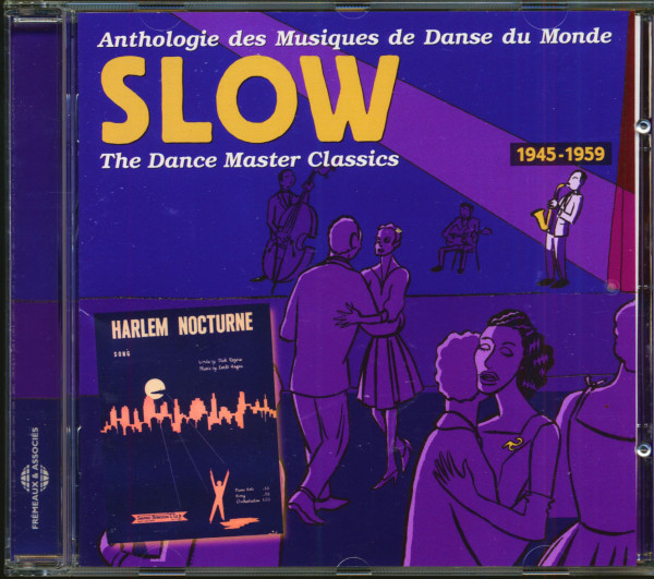 Slow - The Dance Master Classics 1945-1959 (CD)