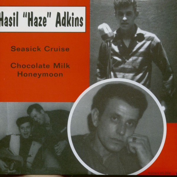Seasick Cruise - Chokolate Milk Honeymoon (7inch, 45rpm, PS)