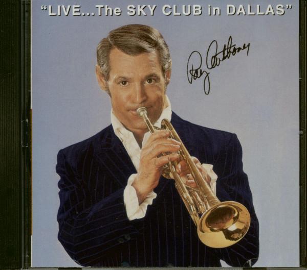 Live - The Sky Club In Dallas (CD)