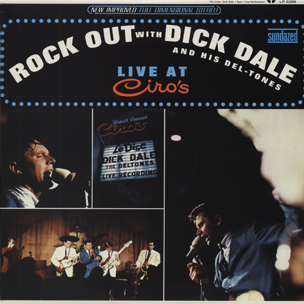 Rock Out With Dick Dale - 180g Vinyl