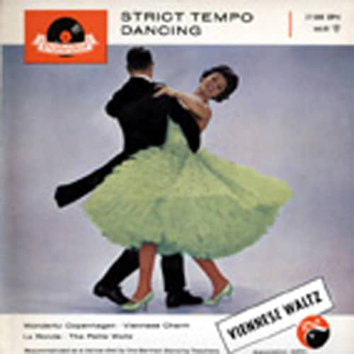 Strict Tempo Dancing - Viennese Waltz ep, PS