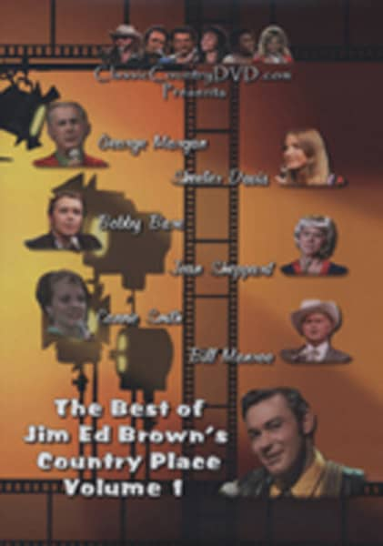 Jim Ed Brown's Country Place (1969-71)