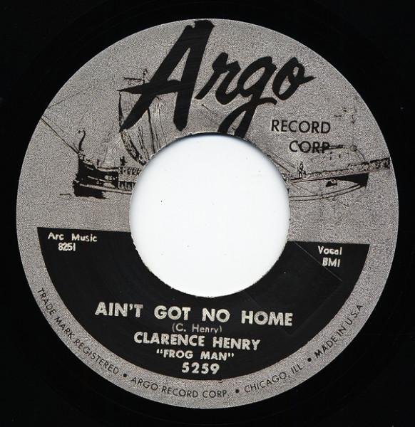 Ain't Got No Home - Troubles, Troubles 7inch, 45rpm