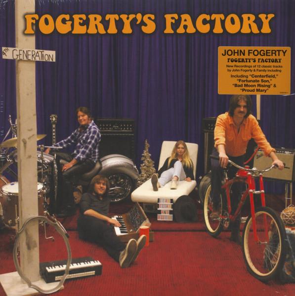 Fogerty's Factory (LP)