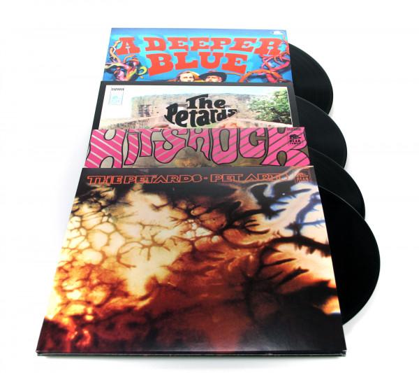 The Petards LP-Bundle (4-LP)