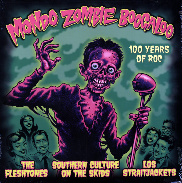 Mondo Zombie Boogaloo (2-LP-CD - & Download)