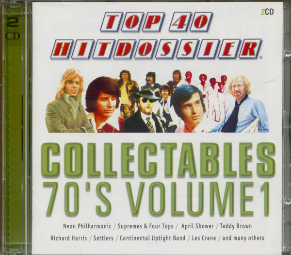 Collectables 70s Vol.1 (2-CD)