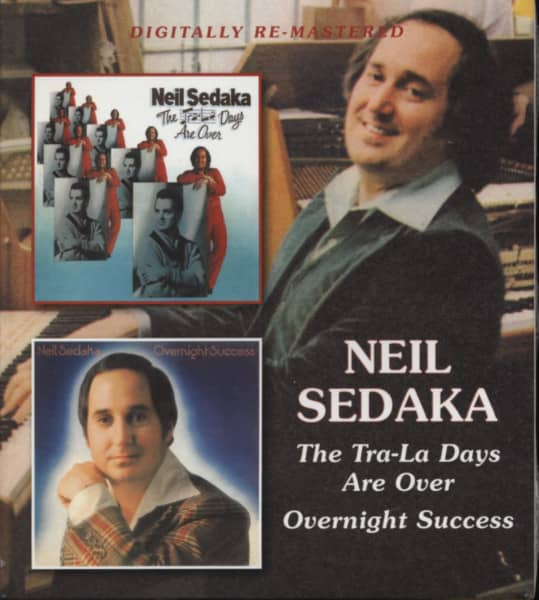 Tra-La Days Are Over - Overnight Success