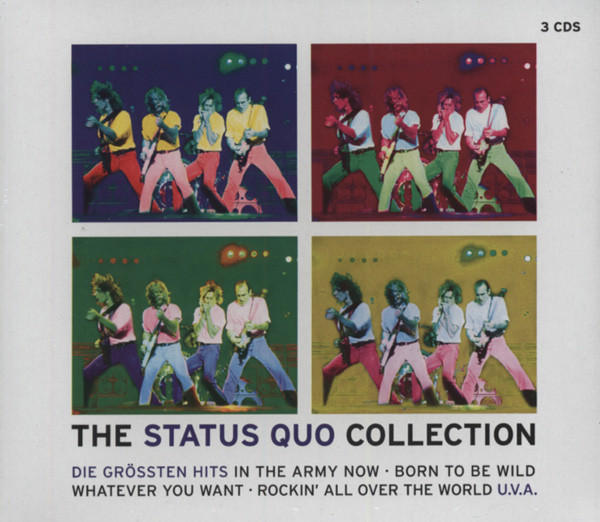 The Status Quo Collection (3-CD)