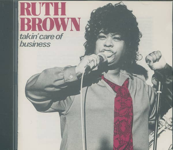 Takin' Care Of Business (CD)