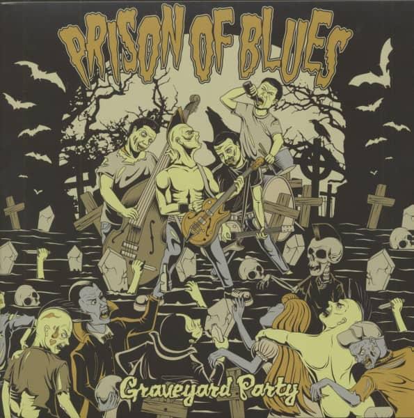 Graveyard Party (LP)