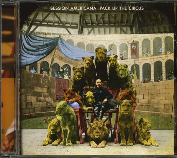 Pack Up The Circus (CD)