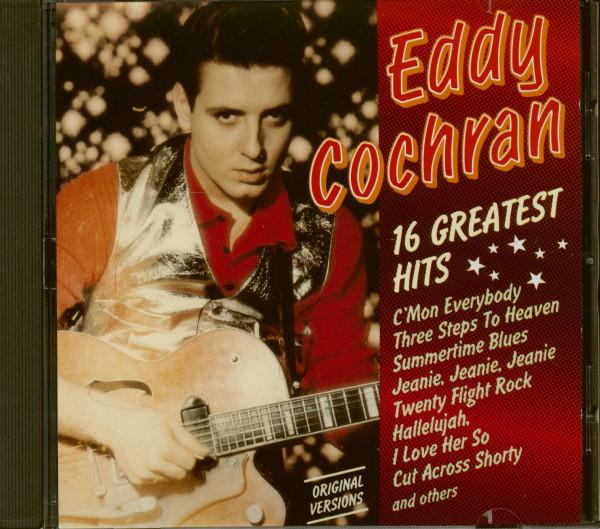 16 Greatest Hits (CD)