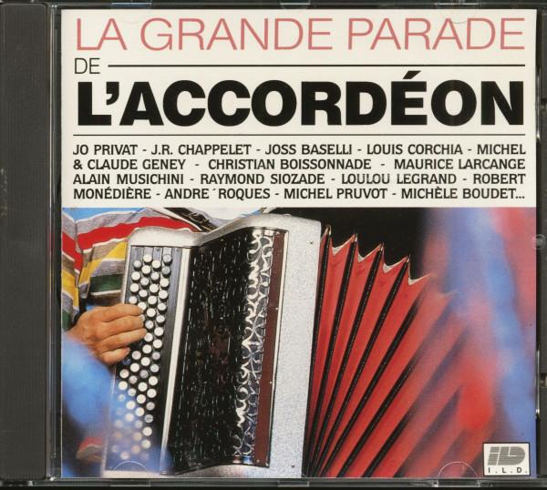 La Grande Parade De L'Accordeon (CD)