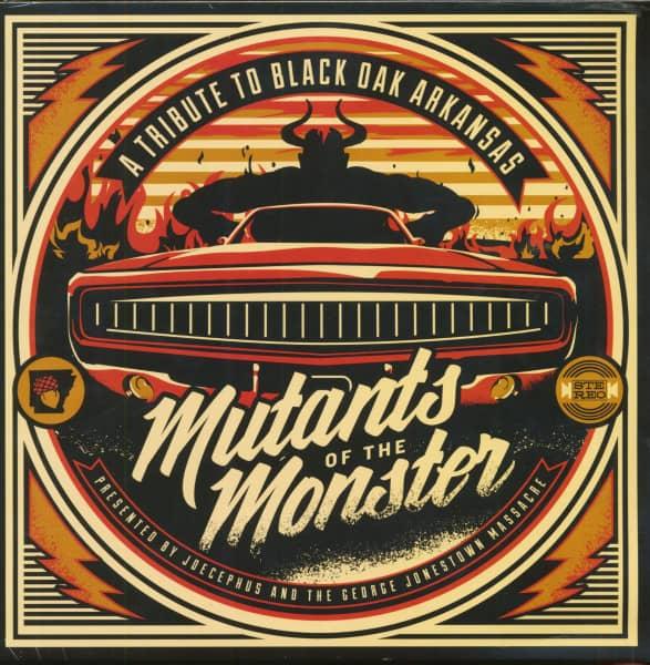 Mutants Of The Monster: A Tribute To Black Oak Ark (2-LP)