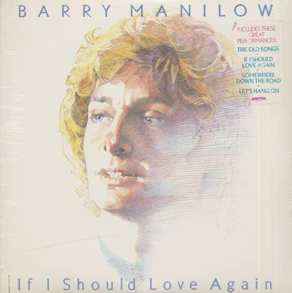 If I Should Love Again (LP, Cut-Out)