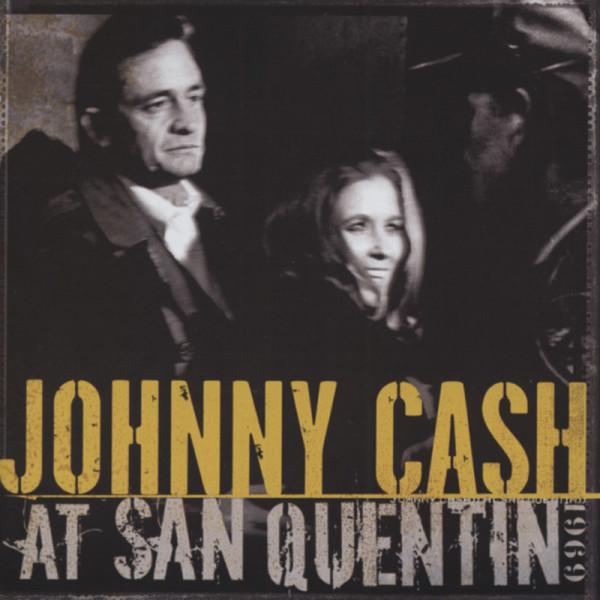At San Quentin - CD&DVD Set (EU)