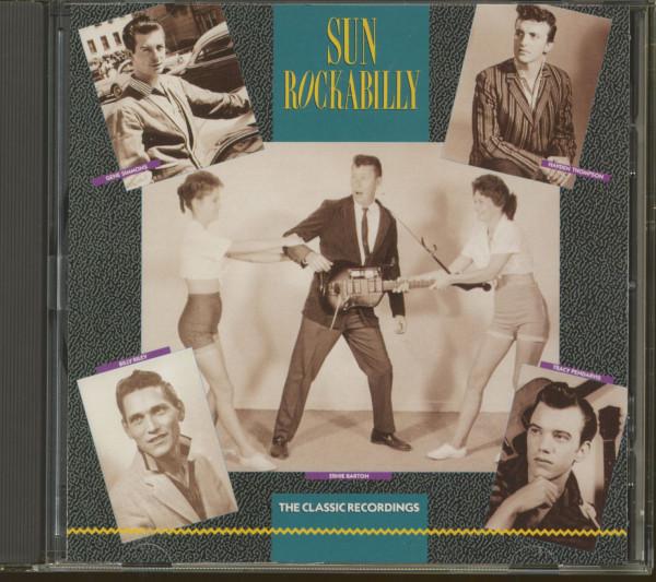 Sun Rockabilly - The Classic Recordings (CD)