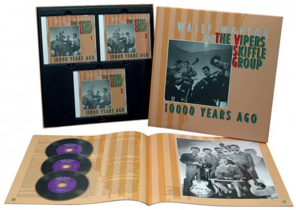 10.000 Years Ago (3-CD Box Set)