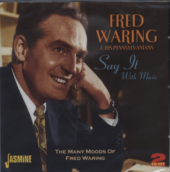 Say It With Music - The Many Moods Of (2-CD)