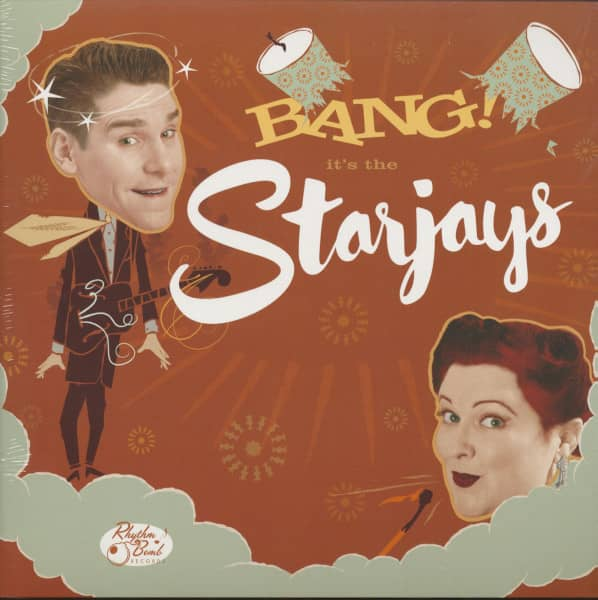 Bang - It's The Starjays (LP)