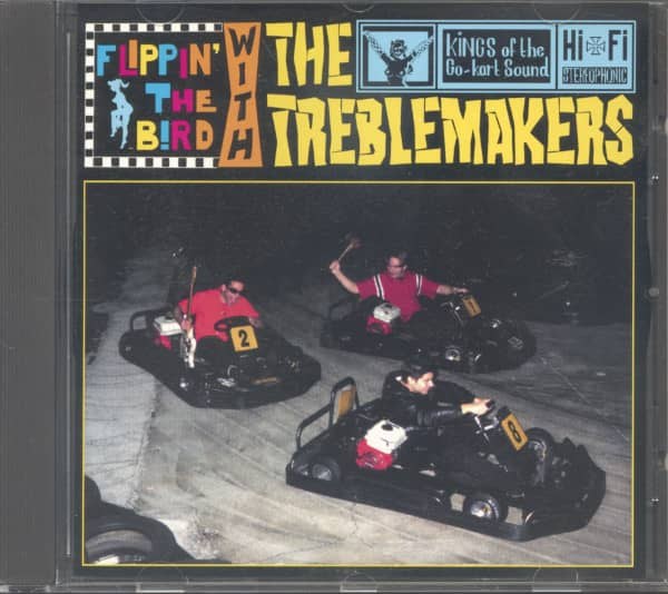 Flippin' The Bird With The Treblemakers (CD)