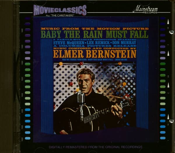 Baby The Rain Must Fall - The Caretakers (CD)