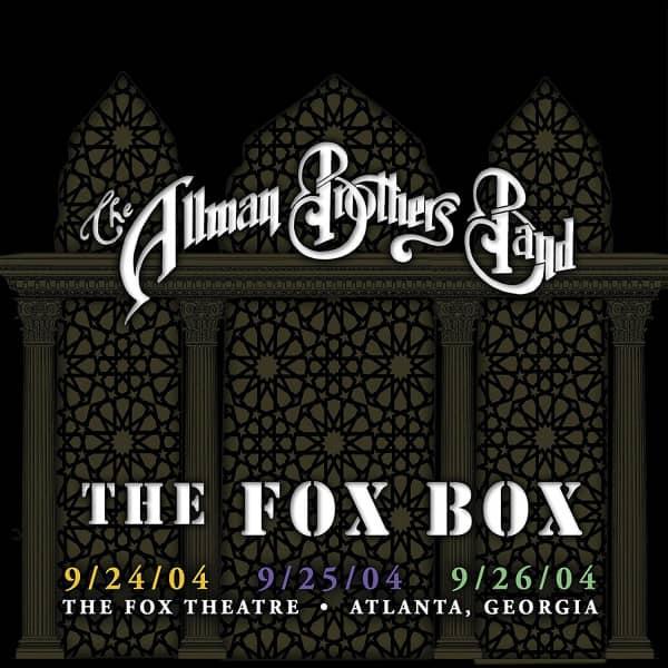 The Fox Box (8-CD)