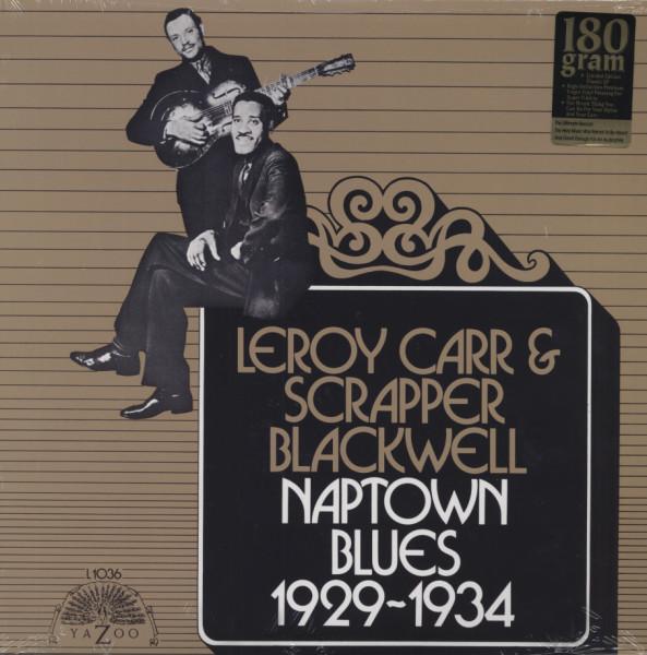 Naptown Blues 1929-34