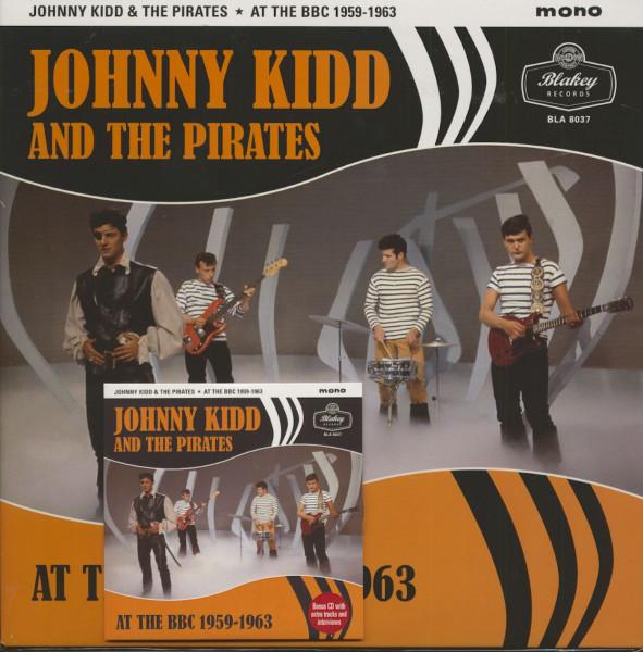 At The BBC 1959 - 1963 (LP & CD)