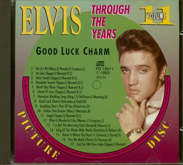 Through The Years Vol.11 - Good Luck Charm (CD)