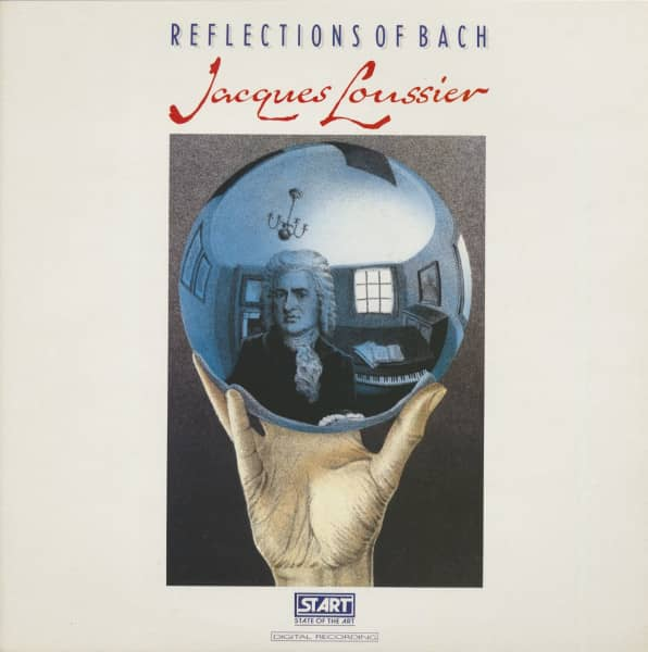 Reflections Of Bach (LP)