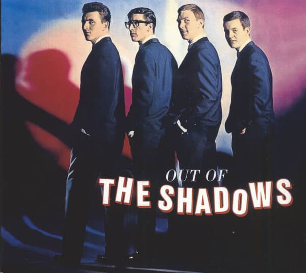Out Of The Shadows...plus - Digipack
