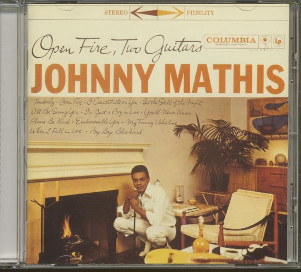 Open Fire, Two Guitars (CD)