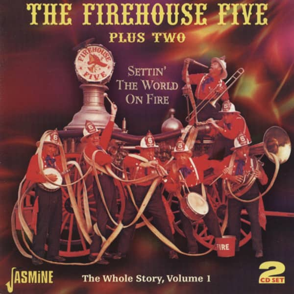 Settin' The World On Fire-The Whole Story 2CD